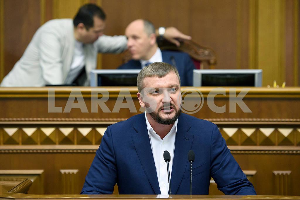 Павел Петренко, министр юстиции — Изображение 63682