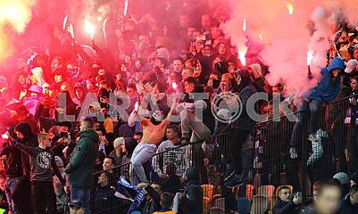Fans of Dynamo