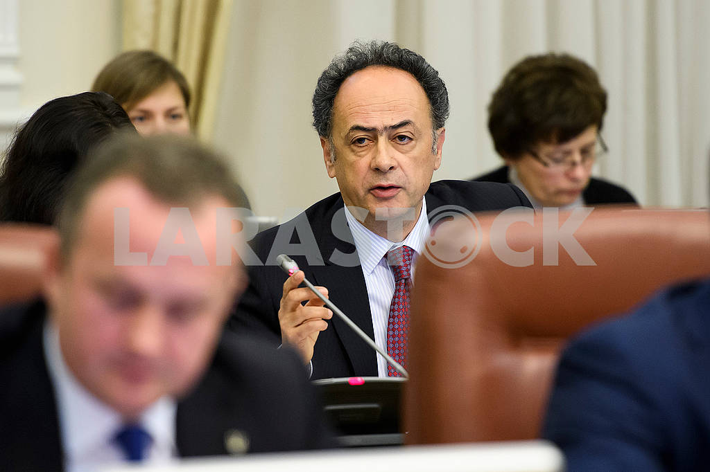 Hugues Mingarelli, Ambassador of the European Union — Image 63879