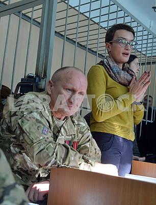 Nikolay Kokhanivsky and the lawyer