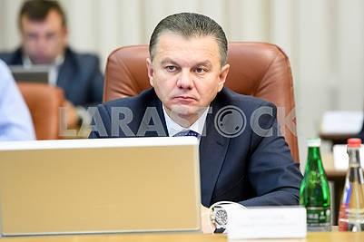 Sergey Morgunov, mayor of Vinnitsa