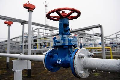 Мачухская установка подготовки газа