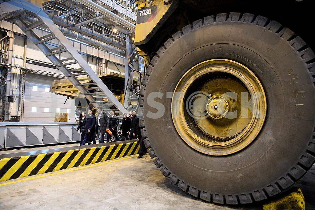 Колесо рузовика Cat — Изображение 63978