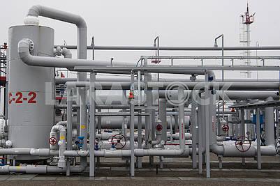 Machuhu gas treatment plant