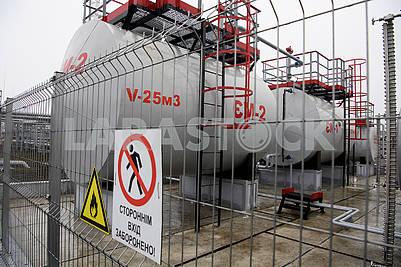 Machukh gas treatment plant
