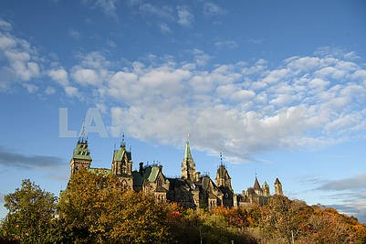 Здания парламента Канады