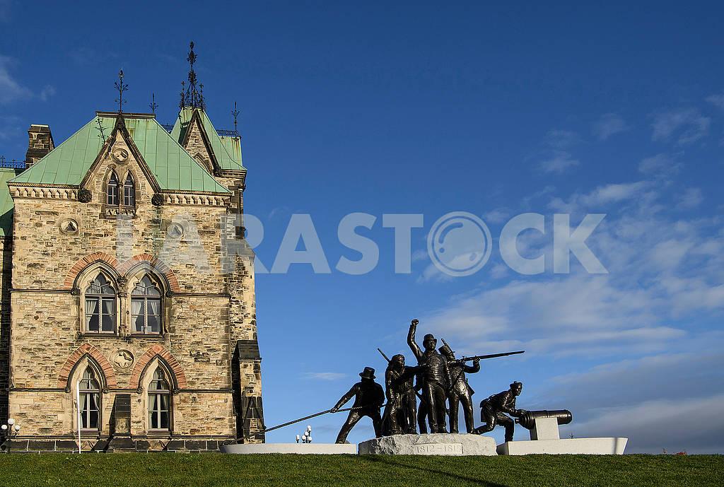 Памятник героям англо-американской войны — Изображение 64277