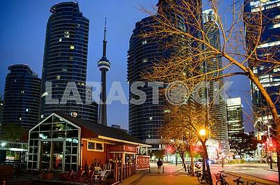 TV Tower in Toronto