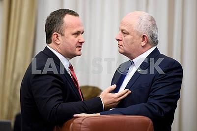 Ostap Semerak, Stepan Kubiv