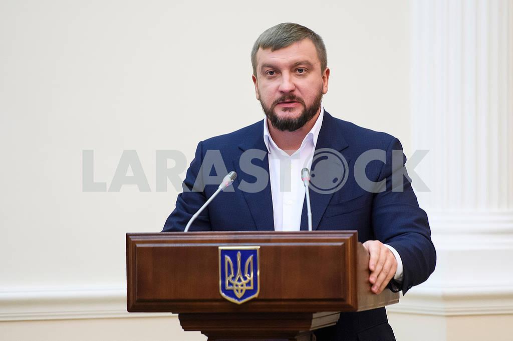 Павел Петренко, министр юстиции — Изображение 64314