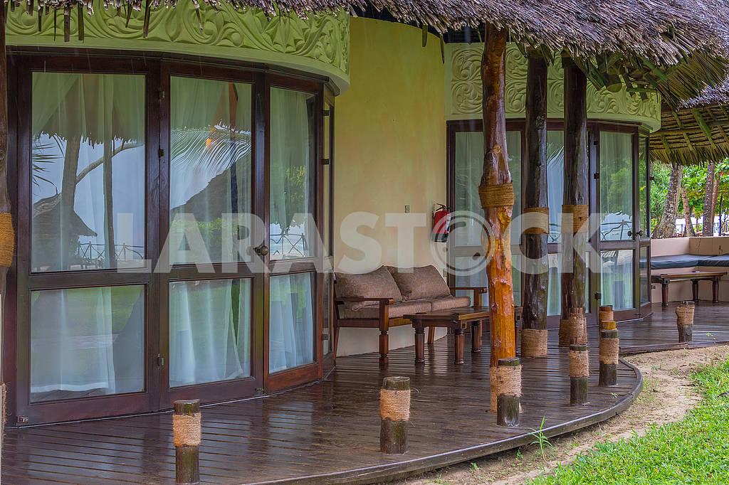 Hotel Interior in Zanzibar — Image 64592