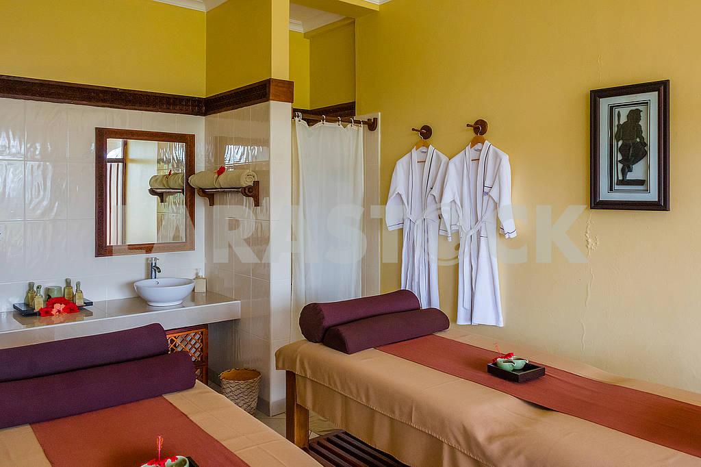 Hotel Interior in Zanzibar — Image 64596