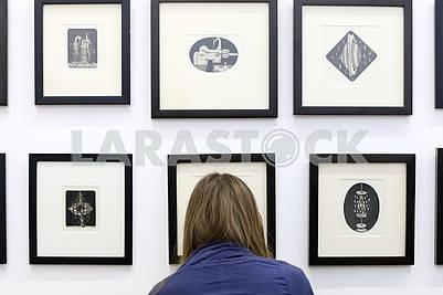 "Exhibition ""Labyrinths of Aksinin"""