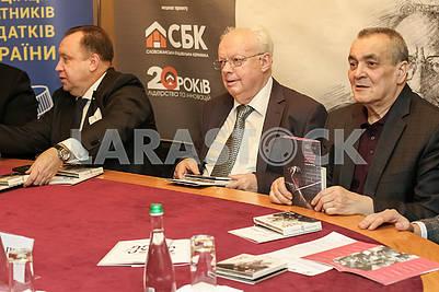 Игорь Даличук, Мирослав Скорик, Евгений Станкович