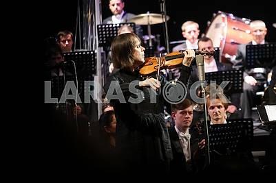 Dmitry Tkachenko, violin