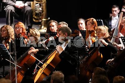 Honored Academic Symphony Orchestra of Ukrainian Radio
