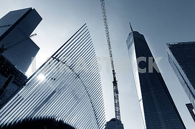 Строительство высотных зданий