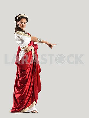 Woman of ancient Rome