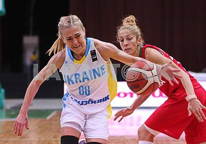 Belotserkovsky Arina, Tsvetomira Sharenkapova