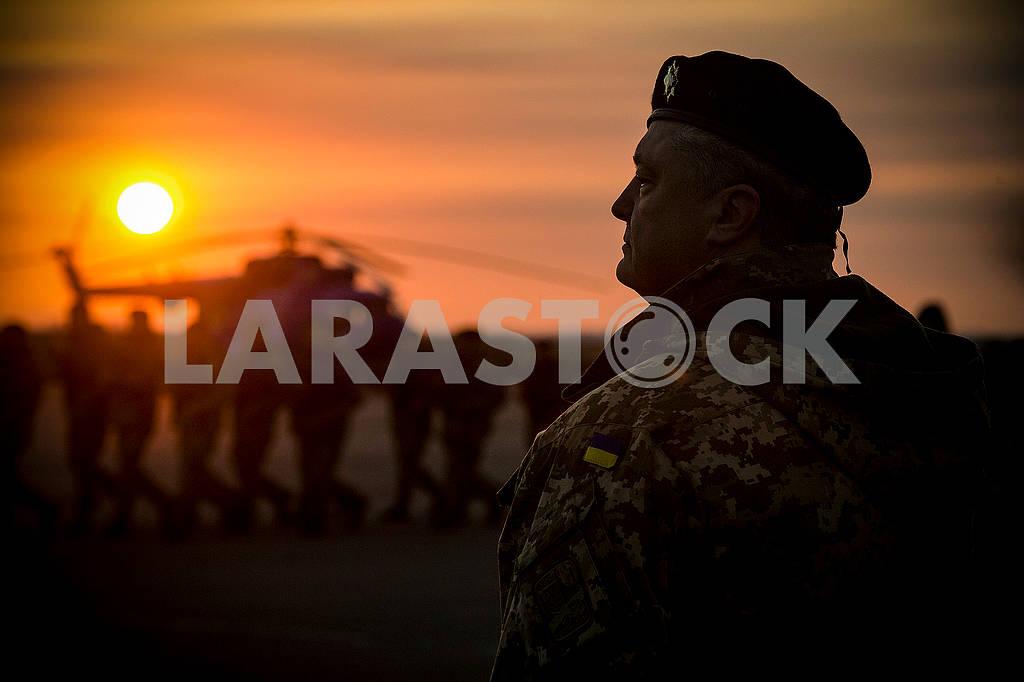 Petro Poroshenko in Mariupol — Image 65226