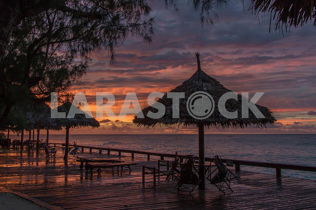 Beach in the Indian Ocean — Image 65298