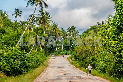 Дорога на Занзибаре