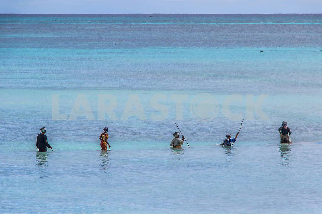индийский океан и рыбная ловля