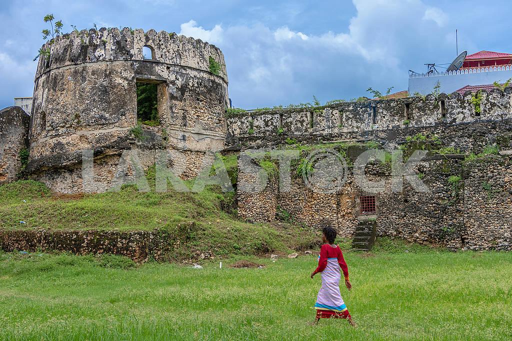 Арабский форт в Занзибаре — Изображение 65611