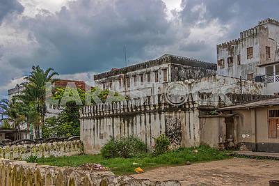 Арабский форт в Занзибаре