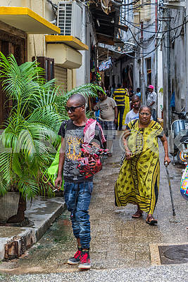 Residents of Zanzibar