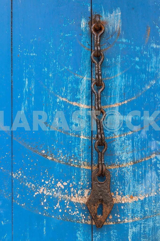 Iron chain — Image 65669