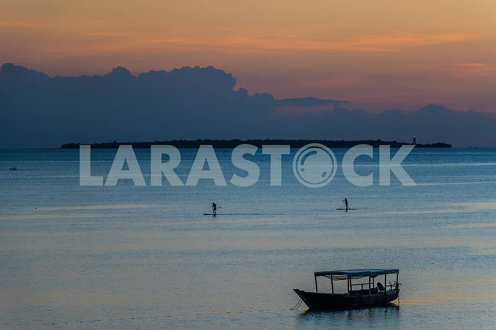 Twilight in the Indian Ocean — Image 65715