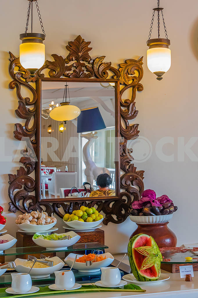 Buffet in the restaurant — Image 65721