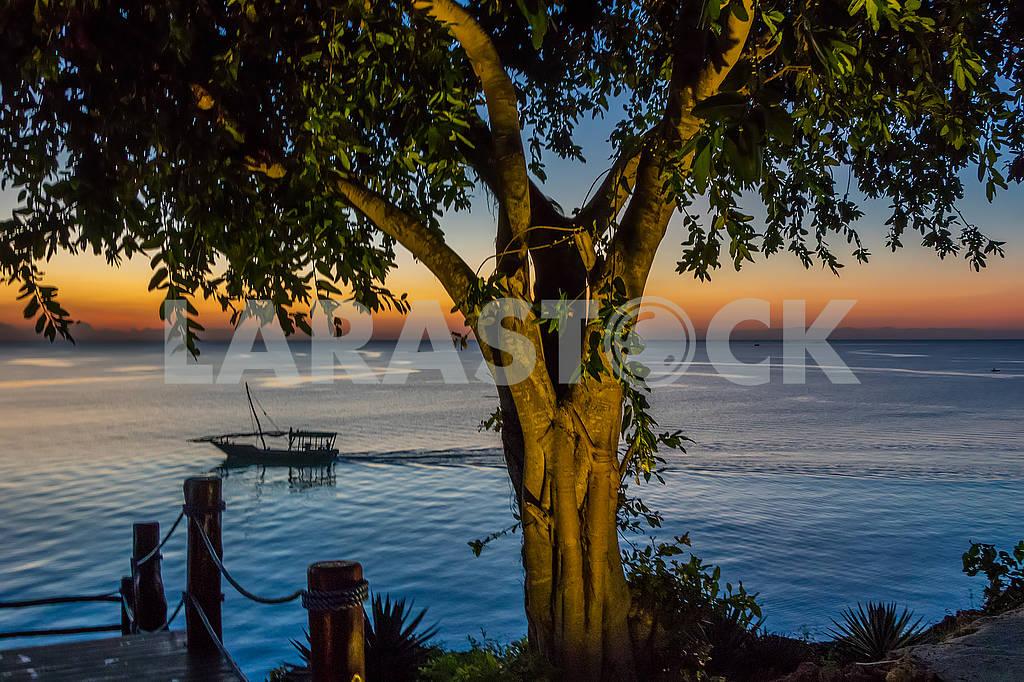 Sunset on the beach — Image 65731