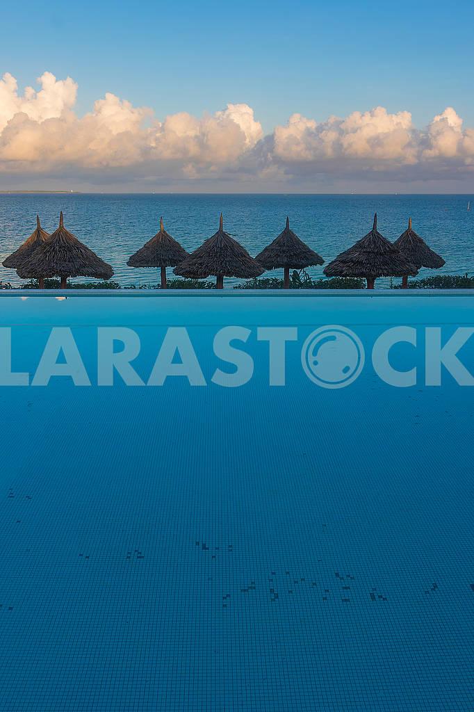 Beach umbrellas — Image 65747