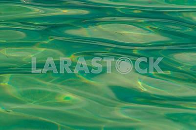 Рефлекс, отсвет на воде