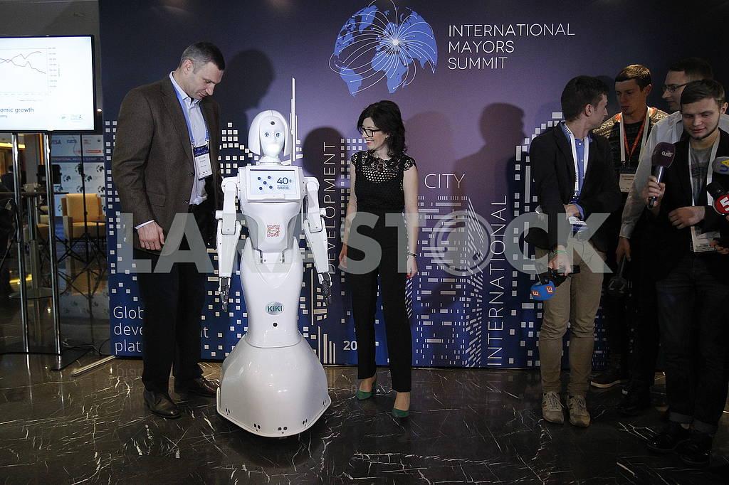 Vitali Klitschko and Irina Ozimok — Image 65908