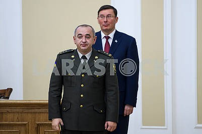 Анатолий Матиос, Юрий Луценко