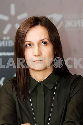 Драматург Наталья Ворожбит