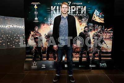 Actor Andrey Isaenko