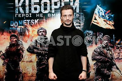 Актер Макар Тихомиров