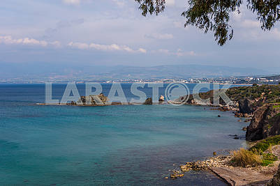 Mediterranean Sea in spring