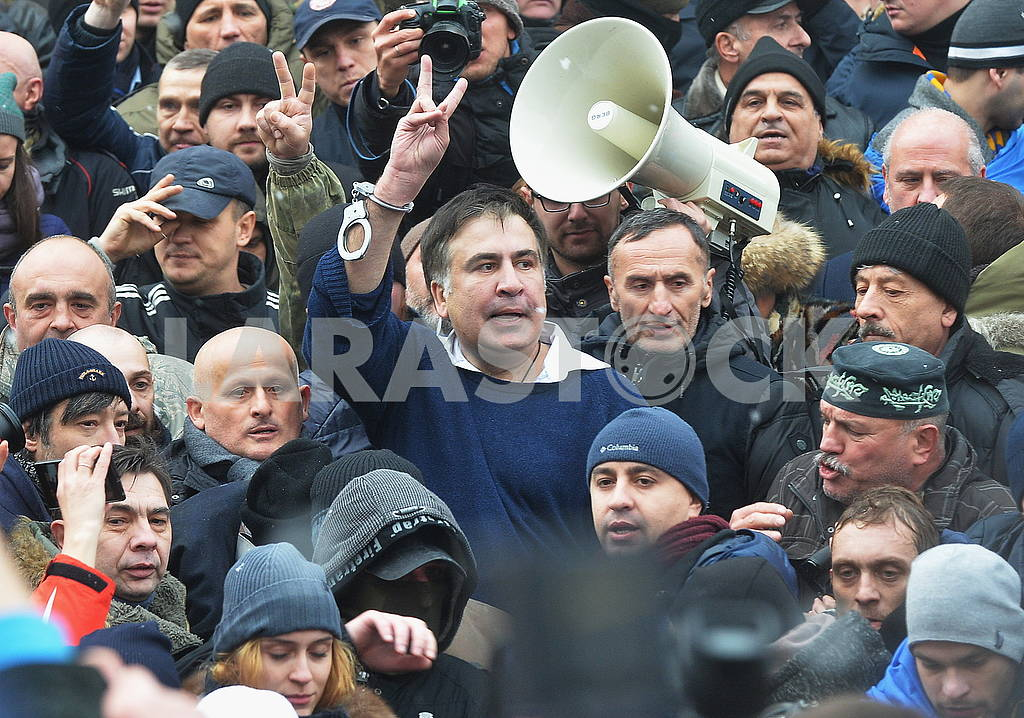 Liberation of Mikheil Saakashvili — Image 66177