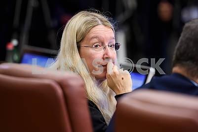 Ульяна Супрун, и.о. министра здравоохранения