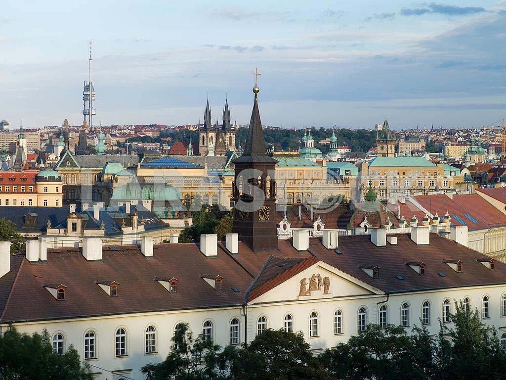 Городской ланшафт Праги. — Изображение 66255