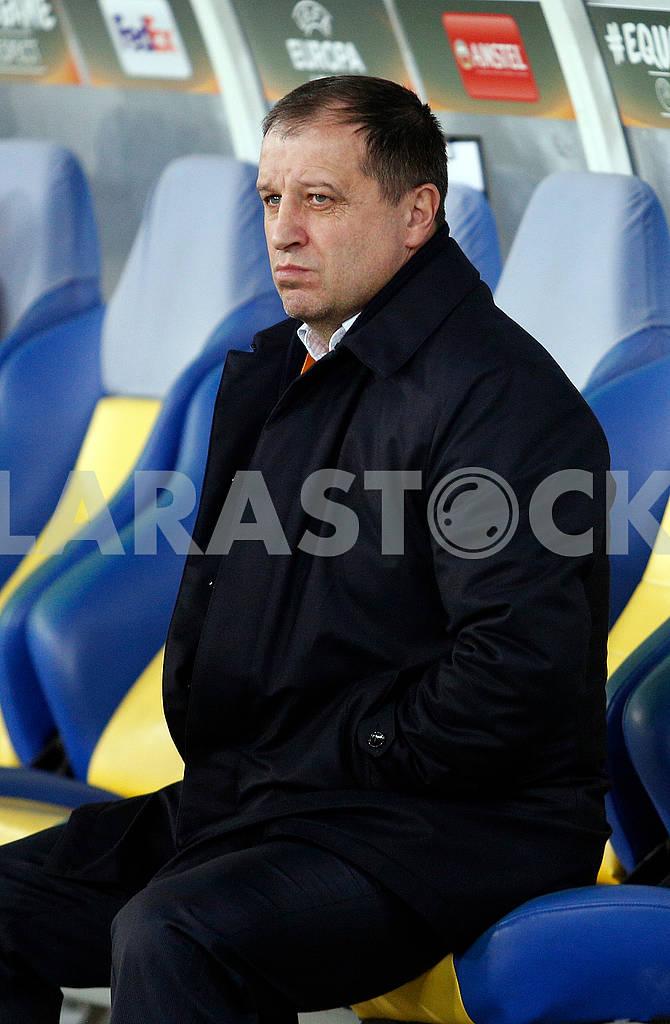 Yuri Vernidub, coach of the Dawn — Image 66348