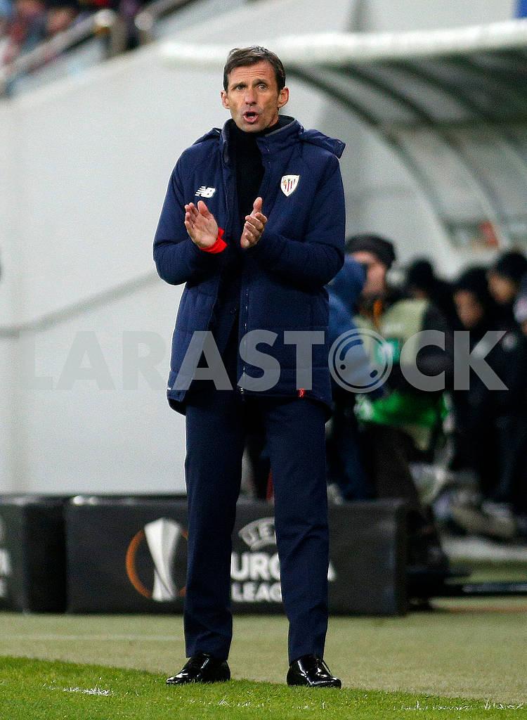 Jose-Angel Siganda, Athletic coach — Image 66356