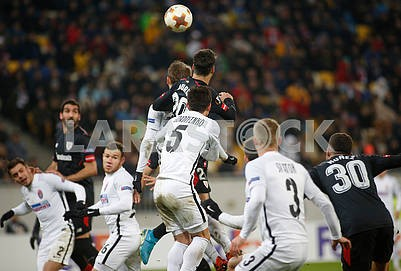 Game moment of the match