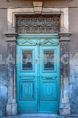 Old doors in Nicosia