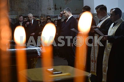 Petro Poroshenko in the Catholic Church